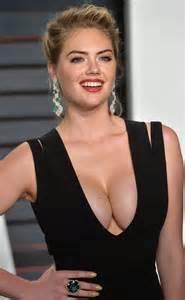kate upton s cleavage nearly shut down the vanity fair