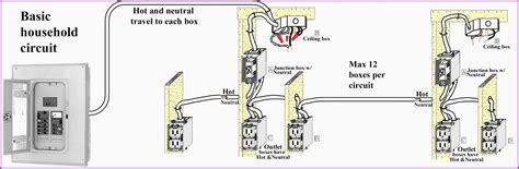 basic electrical wiring diagram circuit and schematics
