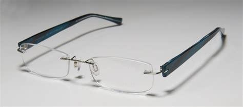 image drill mount rimless eyeglass frames