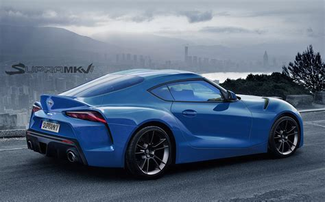 New Toyota New Toyota Supra Concept To Be Unveiled At Tokyo Show