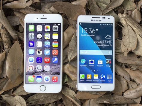samsung galaxy alpha  iphone  android central