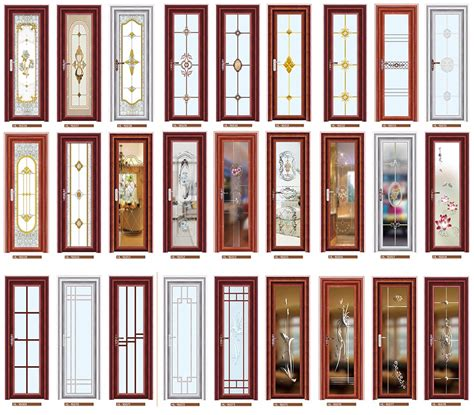 Cheap Interior Doors With Glass Cheap Bathroom Glass Door With High Quality Aluminum Frame Buy Cheap Glass Door Bathroom