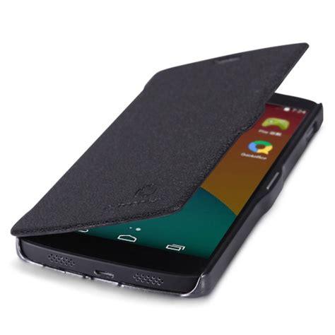 Nexus 5 Nillkin V Leather Flip Cover Flip Cover Obr95 nillkin fresh leather nexus 5 black
