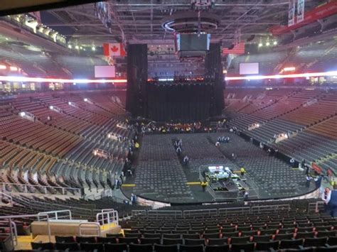 irc section 121 california view from the ac club picture of the air canada centre