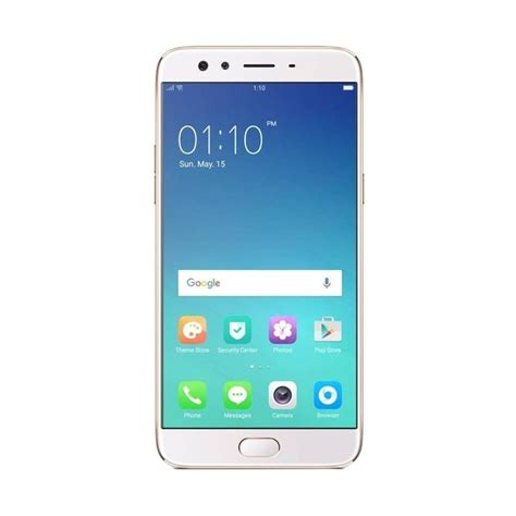 Oppo F3 Plus 64 Gold jual oppo f3 plus smartphone gold 64gb 4gb
