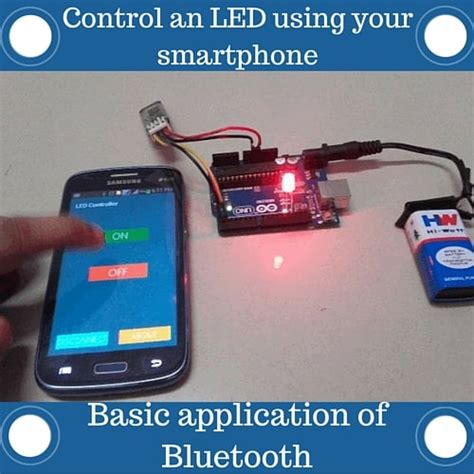 tutorial arduino bluetooth android arduino bluetooth interfacing simplest tutorial for