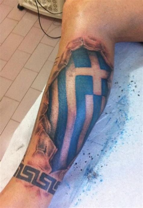 greek flag tattoo designs 41 best images about ethnic pride on