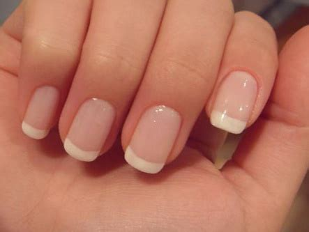 latest trend in french manicures for older women hawaii brides top 5 2013 wedding nail color trends best