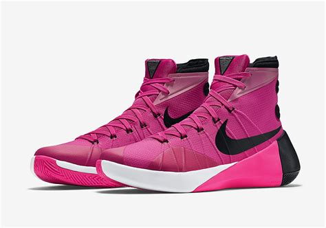 think pink basketball shoes a detailed look at the nike hyperdunk 2015 quot think pink