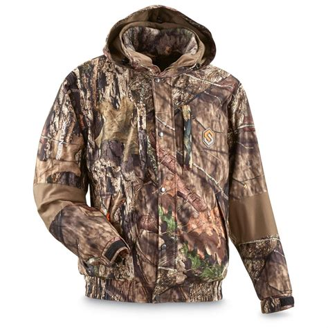 Tad Jacket Mossy Oak scentlok s cold blooded 3 in 1 jacket 675943 camo jackets at sportsman s guide