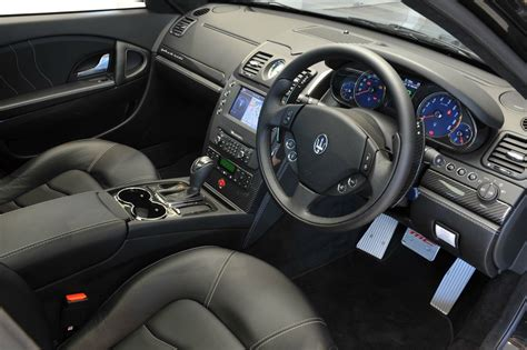 maserati quattro interior 2012 maserati quattroporte gt s update gets power boost