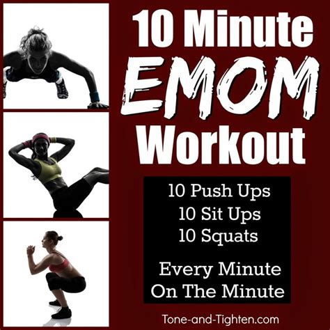 1000 images about emom workouts on i did it