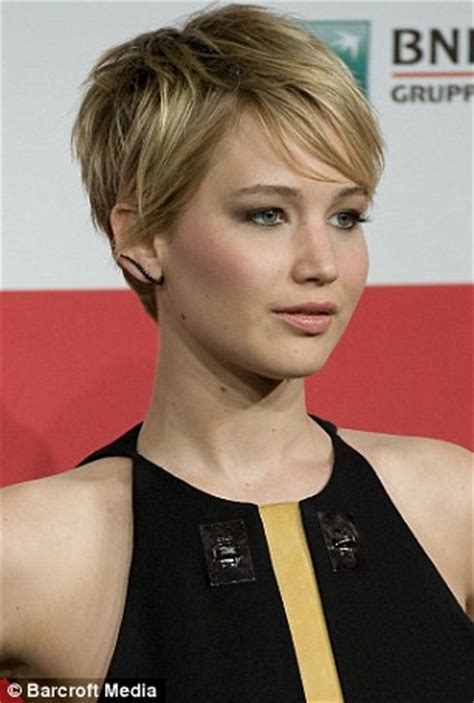 'Pixie haircut' trendsetters Jennifer Lawrence and Pamela