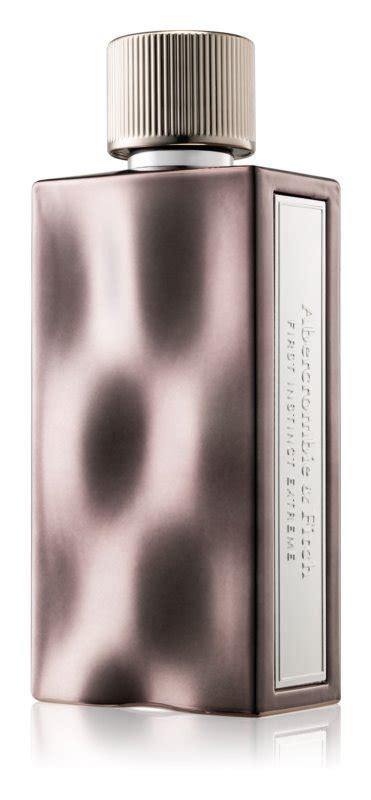 abercrombie fitch instinct eau de parfum pour homme 100 ml notino fr
