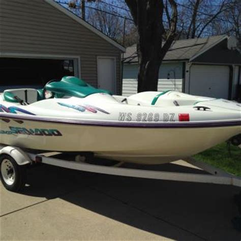 sea doo jet boat for sale ebay uk sea doo challenger 1997 for sale for 2 500 boats from
