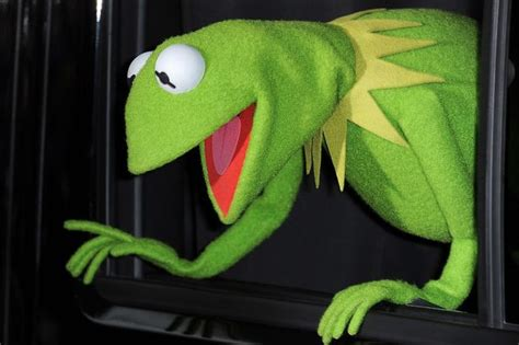 Dollar Origami Frog On A Pad Kermit I Couldn T - scottish independence kermit the frog warns scots the uk