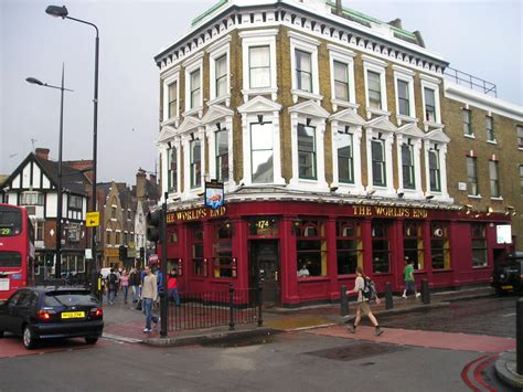 the pub the world s end camden