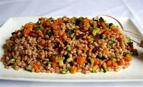 ricette per cucinare il farro farro ricette