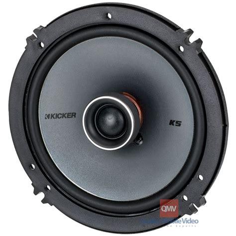 Speaker Kicker kicker 41ksc54 ks series 5 25 inch 2 way coaxial car speakers