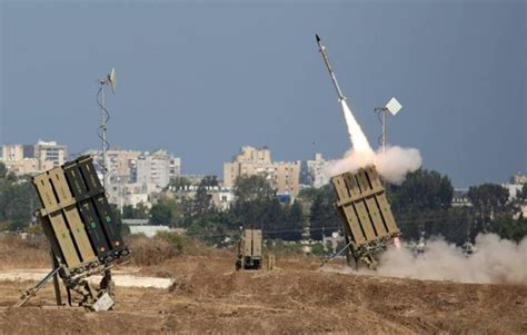 iron dom it would be pointless for israel to iron dome with hamas anyway