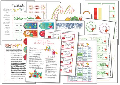 printable christmas games for office printables e book for adults and office printable
