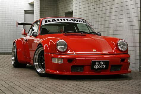 Rwb 993 For Sale by Rauh Welt Car For Sale Wow Rennlist Porsche