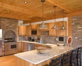 cuisine rustique contemporaine 50 id 233 es de meubles en bois