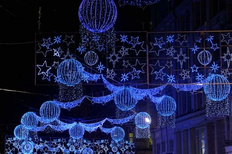 no christmas lights for some welsh towns wales online