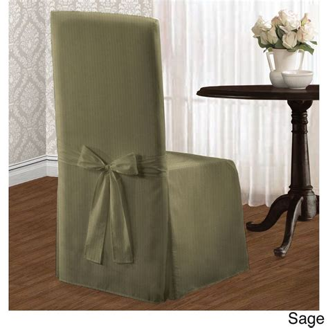 Taupe Chair Covers by United Metro Dining Chair Cover Dining Chair Cover Taupe
