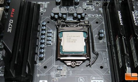 Processor Intel Skylake Pentium G 4400 3 2 Ghz intel pentium g4400 processor review budget skylake