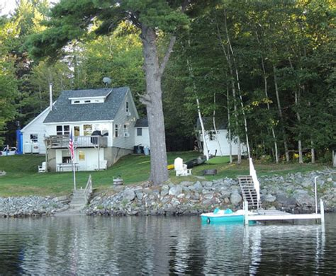 cabin and boat rentals near me vacation rentals lakeside cabins and boats maine