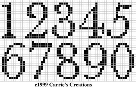 number pattern pinterest cross stitch number pattern cross stitch alphabets