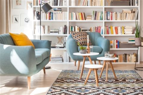 wohnzimmer 60er stil retro comeback futuristischer vergangenheit myhammer