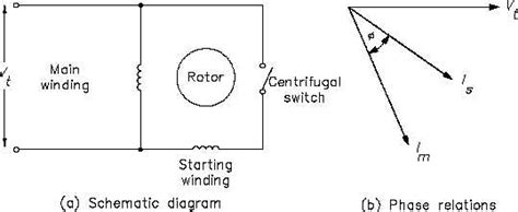 split phase induction motor pdf single phase ac induction motors
