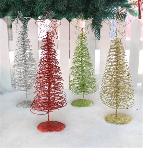 online buy wholesale christmas iron wire tree decoration