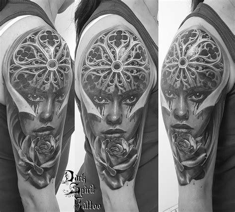 visages archives dark spirit tattoo