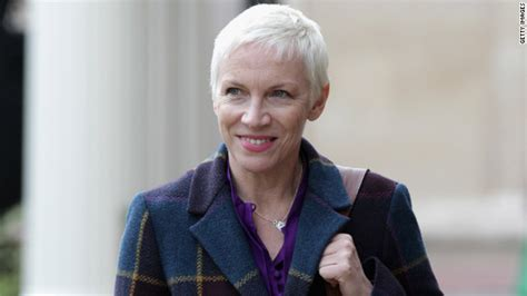 dr besser hair annie lennox ties the knot in london the marquee blog
