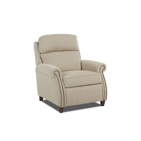 Fabric Reclining Chairs by Comfort Design Cp729 10 Hlrc Jackie Fabric Reclining Chair