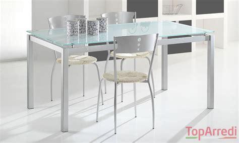 tavoli moderni in vetro tavolo moderno in vetro antares
