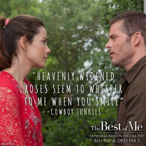 the best of me cast the best of me