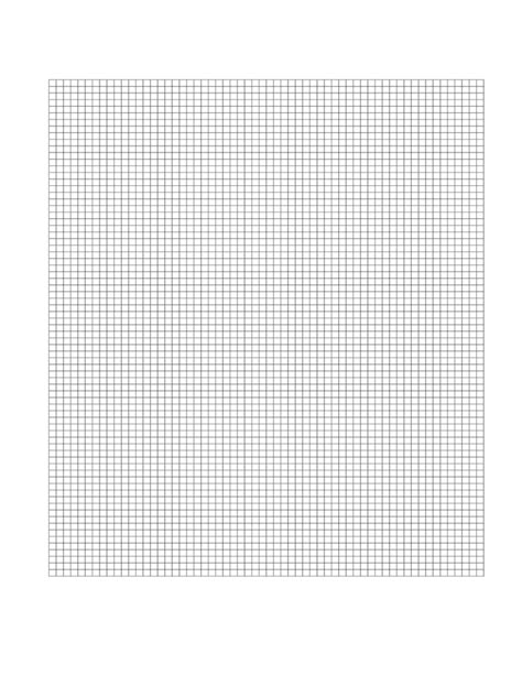 Plaplate Generik 1 Mm A4 3 mm a4 size blank graph paper template free