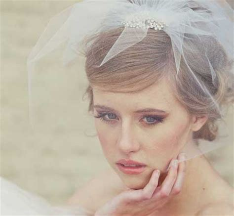 Wedding Hairstyles With Blusher Veil by Wedding Hairstyles For 2013 Hairstyles 2017