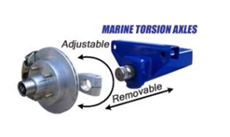 heritage boat trailer parts torsion axles heritage trailers