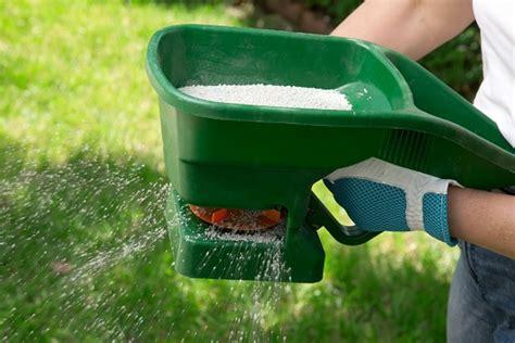 best lawn fertilizers landscapers seva call blog