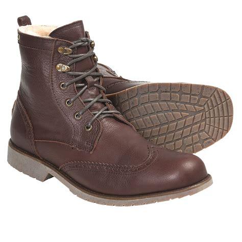 emu boots mens emu aspley boots for 5471j save 38