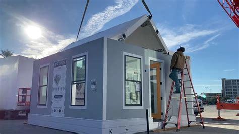 boxabl   sq ft unfolding tiny house