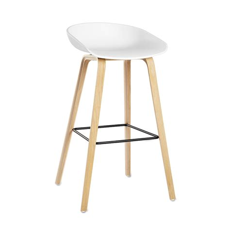 Hay About A Stool Aas32 by Casanova Dk Hay About A Stool Aas32 Barstol Hvid