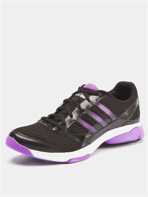 adidas ii shoes in black black pink lyst