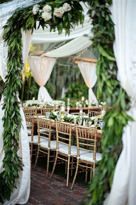 garden wedding themes decorations 30 absolutely amazing greenery wedding ideas for 2016