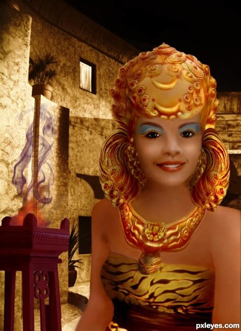 who is egyptian princess on escalade comments egyptian princess picture by artgirl1935 for lion head